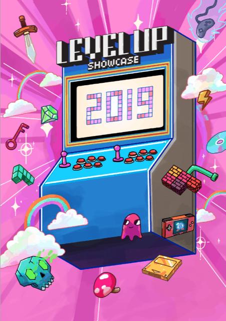 Level up showcase 2019