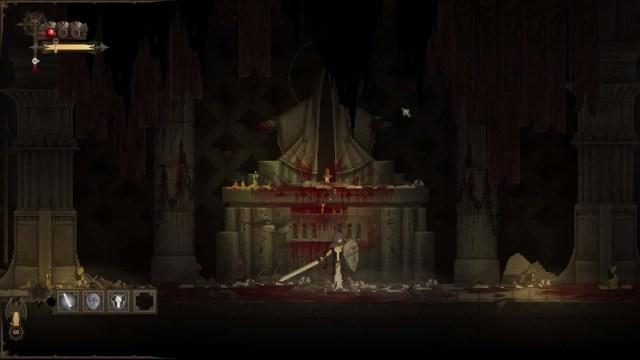 Dark Devotion game screenshot