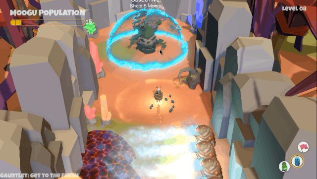 Terrorium screenshot