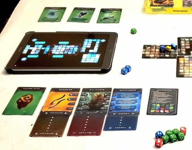 Deck Box Dungeons photo