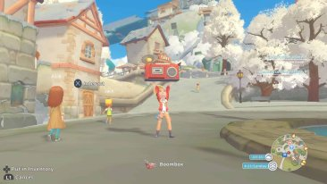 My Time At Portia Boombox