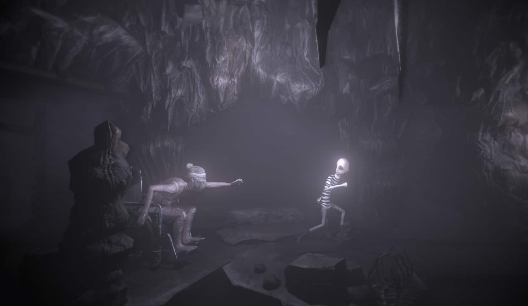 Darq game screenshot