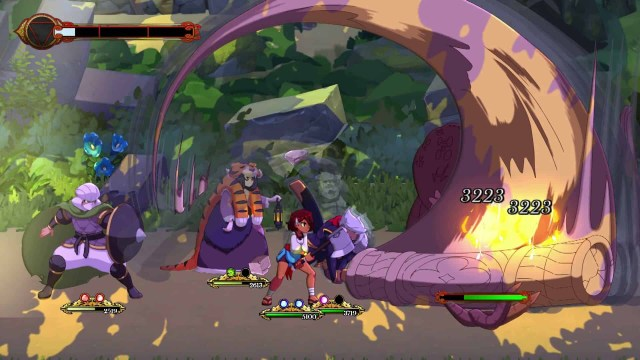 Indivisible Battle 2
