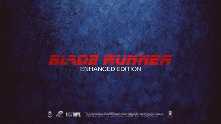 Art for Blade Runner interactive adventure