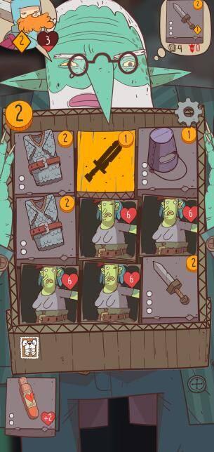 Meteorfall: Krumit's Tale game screenshot