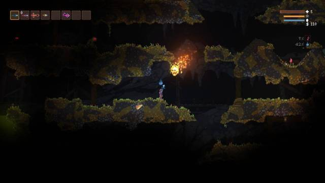 Noita game screenshot