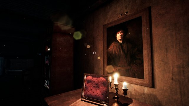 The Picture in the House game screenshot