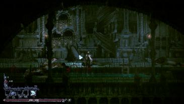 Source of Madness game screenshot, Dark Hallway