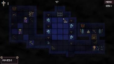 Dark Crypt game, featured image