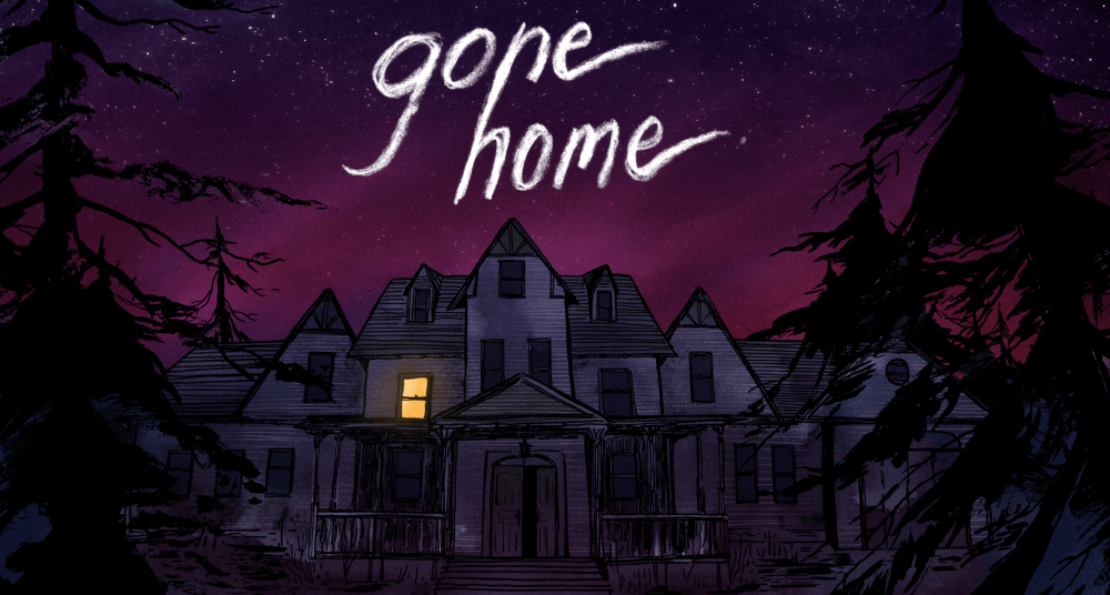 Angeschaut: Gone Home