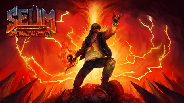 SEUM: Speedrunners From Hell angekündigt