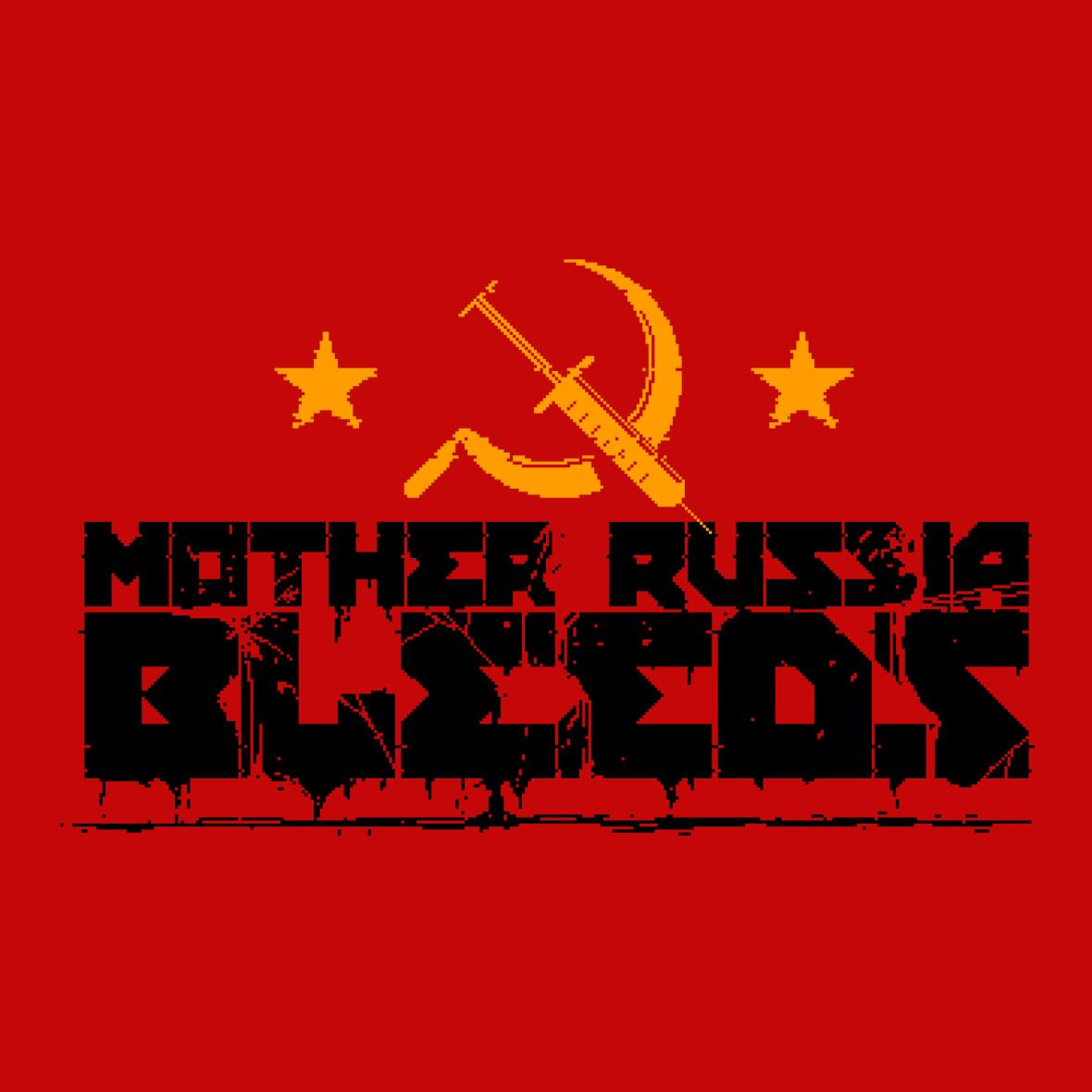Mother Russia Bleeds – Leider verblutet