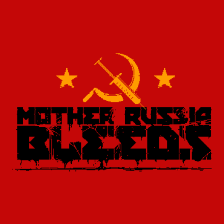 Mother Russia Bleeds – Leider verblutet
