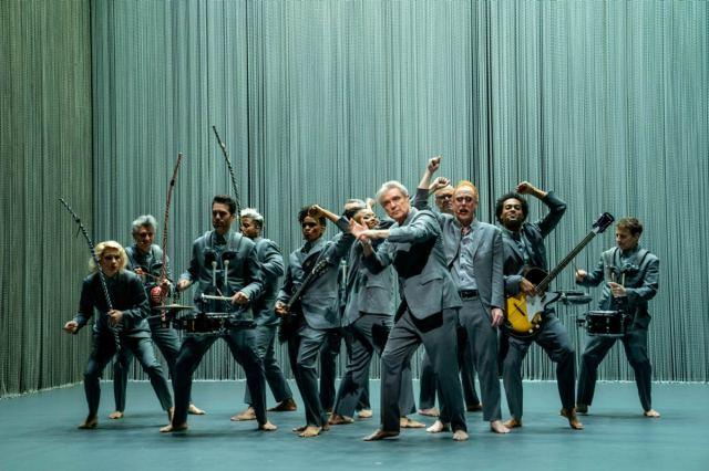 American Utopia: La magia ritual de David Byrne bajo la lente de Spike Lee