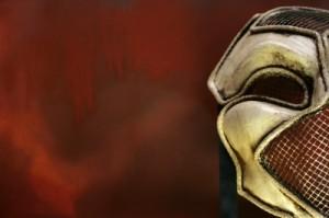 """Venetian Mask On A Grunge Base"" by Simon Howden FreeDigitalPhotos.net"