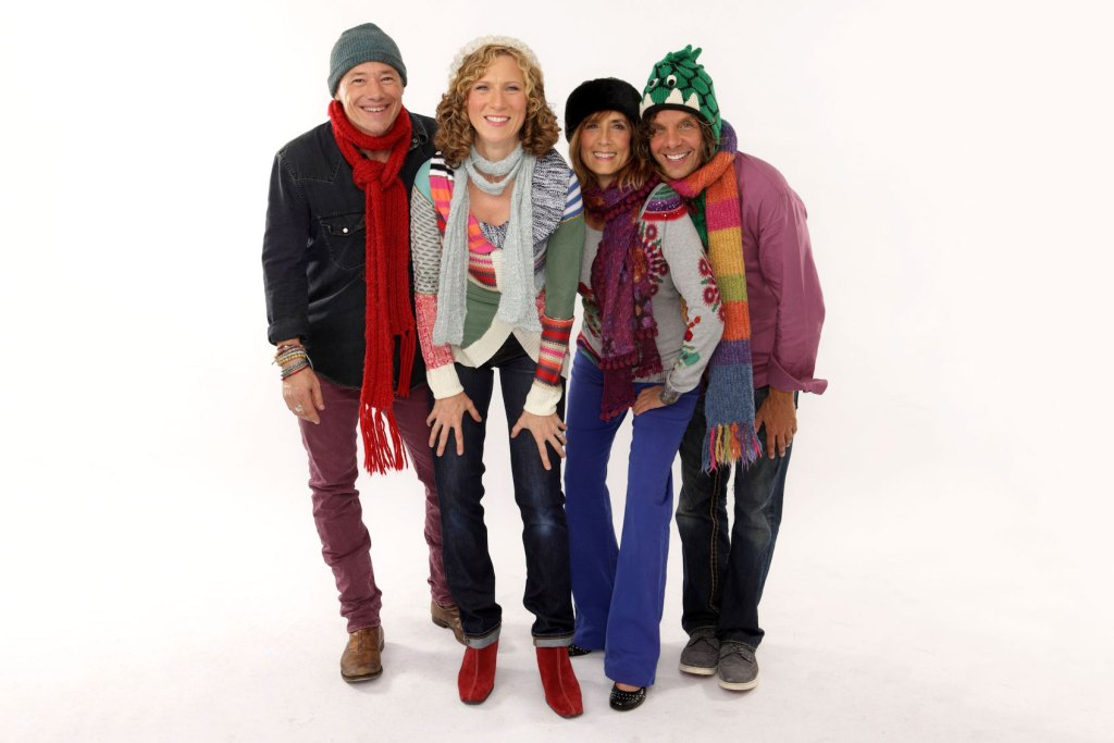 Indie Kin Music Guide for Parents - Laurie Berkner Band