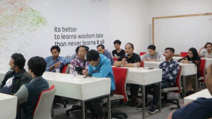 Community Gathering @DILo Malang via @venisaarvie2