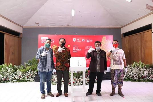 Opening Ceremony Festival Mbois 5 (Foto via Instagram @festivalmbois)