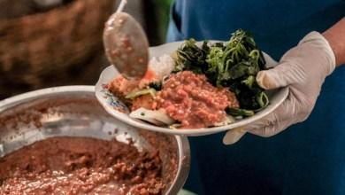 Sego Tempong Mbok Wah, Kuliner Khas Banyuwangi (Foto via wonderfulimage.id)