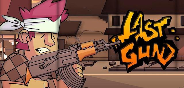 Satriver Studio rilis game baru berjudul Last Gun