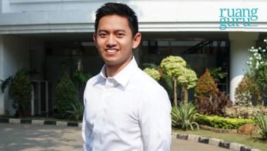 Adamas Belva Syah Devara, CEO dan Founder Ruangguru (Foto via ruangguru.com)