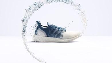 Adidas Futurecraft Loop menjadi sepatu pertama yang bisa 100% didaur ulang (Foto via new.adidas.com)