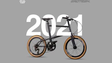 Sepeda Grotesk memiliki desain yang unik dan elegan (Foto via Instagram @grotesk.cycles)