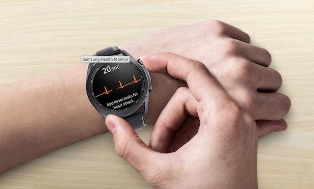 Samsung Health Monitor segera hadir di Indonesia (Gambar via www.samsung.com)