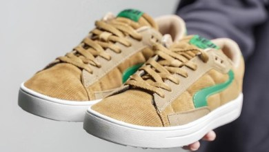 Sepatu baru hasil kolaborasi SEJI x Bhisma Diandra (Foto via sejiofficial)
