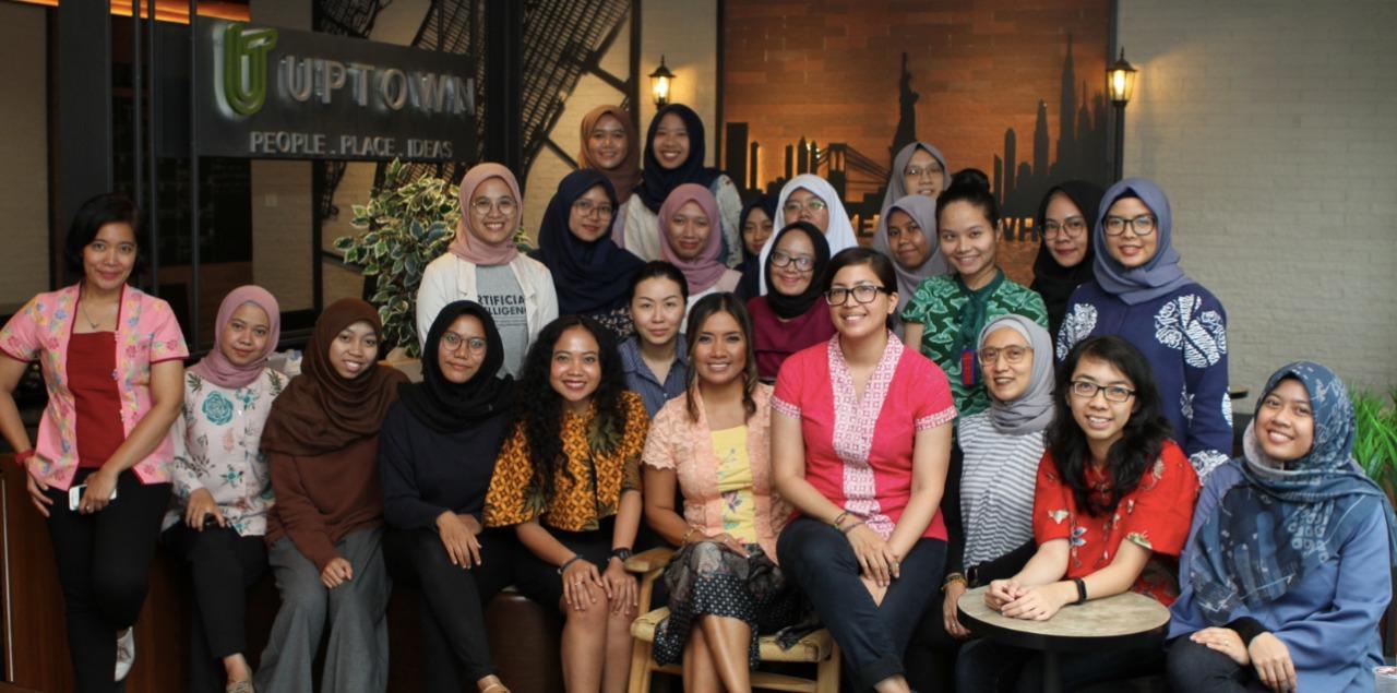 Hacktiv8 for Girls in Tech Scholarship Dukung Perempuan Terjun ke Industri Digital