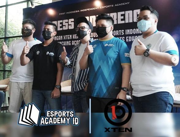 Sekolah Terbuka eSports Resmi Dibuka, Pertama di Indonesia!