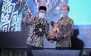 Desain batik karya Ridwan Kamil banyak diminati (Foto via Twitter @ridwankamil)
