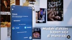 Bioskop Online Sekarang Ada Aplikasinya, Lho!