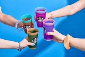 Starbucks Jepang Rilis Cangkir 'Berubah Warna', Untuk Apa?