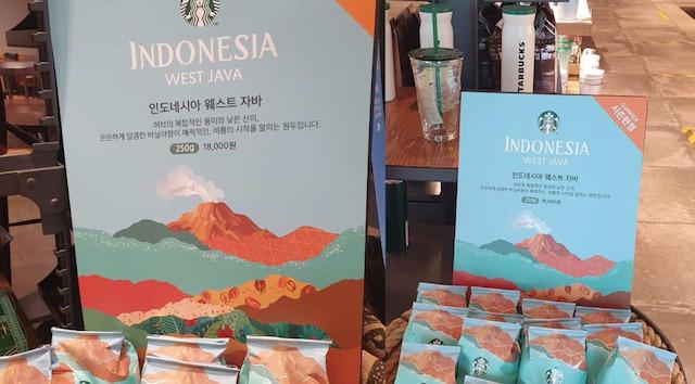 Ridwan Kamil umumkan produk kopi Jawa Barat berhasil masuk pasar Korea Selatan (Foto via Twitter @ridwankamil)