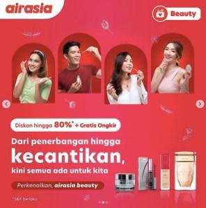 Airasia Beauty: E-commerce Kecantikan Milik Maskapai