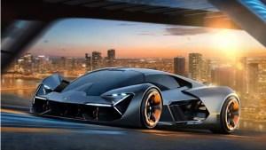 Lamborghini siap produksi mobil listrik (Foto via Lamborghini)