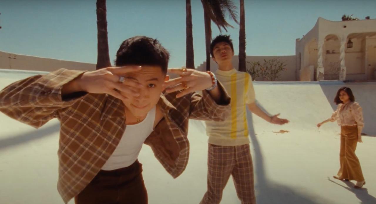'California' Rich Brian dkk Gambarkan Kehidupan Orang Asia di Amerika