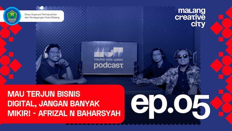 Afrizal N Baharsyah, CEO Jagoan Hosting Indonesia menceritakan kisah kesuksesannya