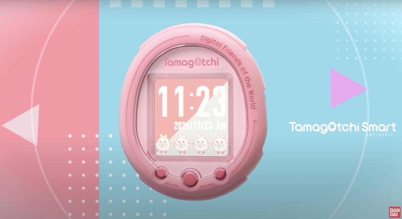 Smartwatch Tamagotchi: Gadget yang Bikin Flashback