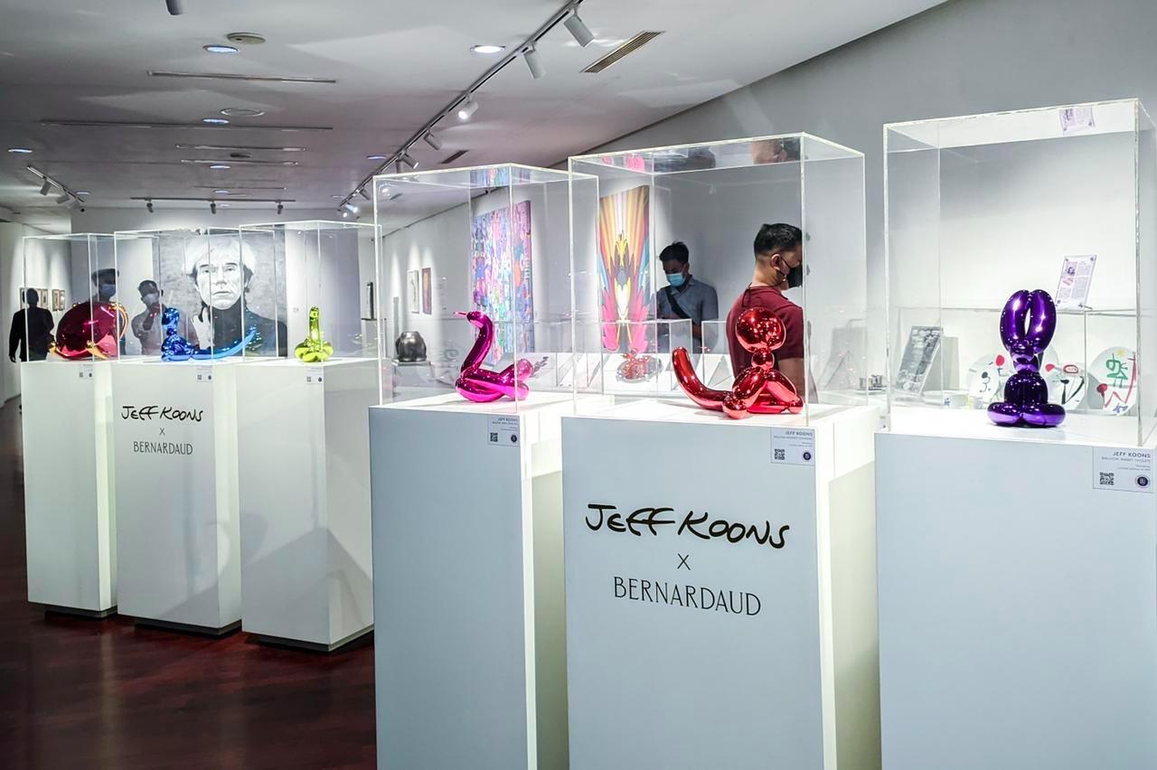 Art Moments Jakarta Online: Pameran Seni Rupa Daring Tanah Air