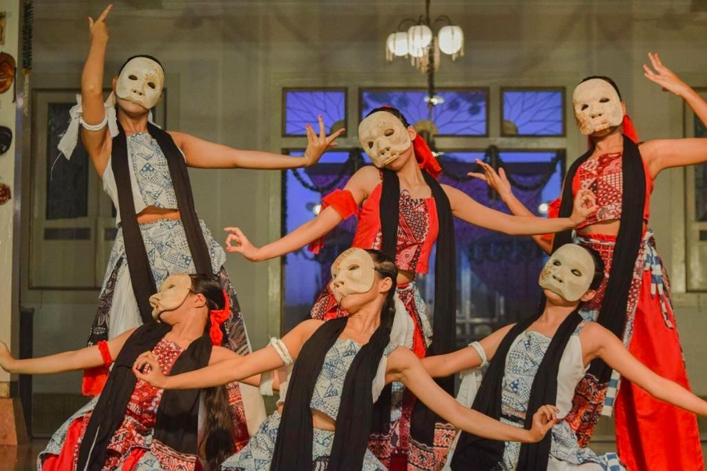 International Mask Festival: Festival Seni Berkonsep Hybrid