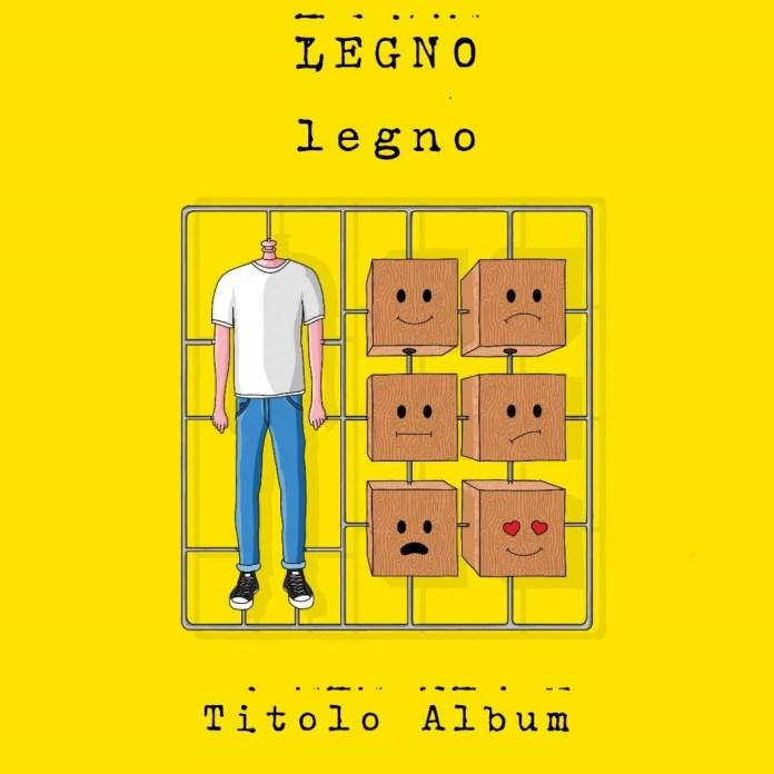 Cover Titolo Album