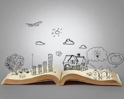 scrivere e mettere i pensieri su carta, processo creativo