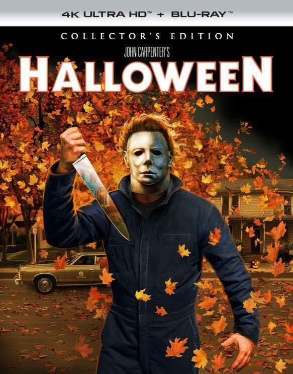 Return to top of page. Scream Factory To Release Halloween I V On 4k Ultra Hd Indie Mac User