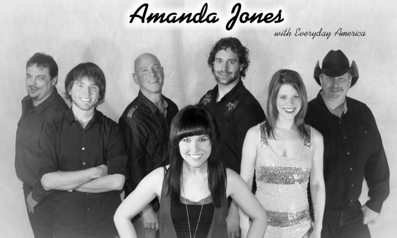 Amanda Jones & the Family Band