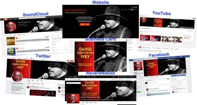 Indie Music Marketing Digital Branding by IndieMusicNashville.com