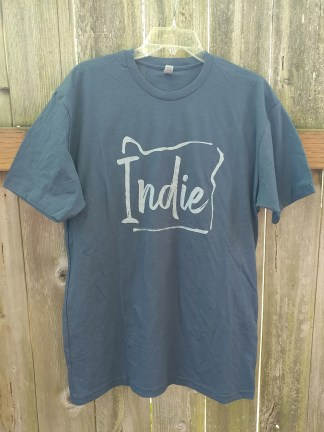 Crew Neck Tshirt - Indie Oregon