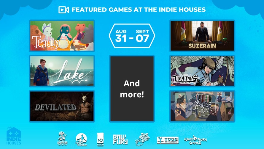 The Indie Houses Direct