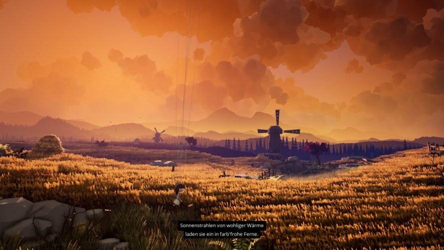 A Juggler's Tale Landschaft